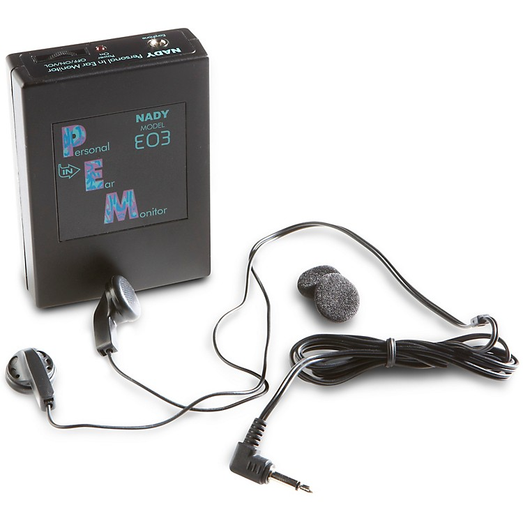 Nady Wireless Receiver for E03 In-Ear Personal Monitor System Band EE