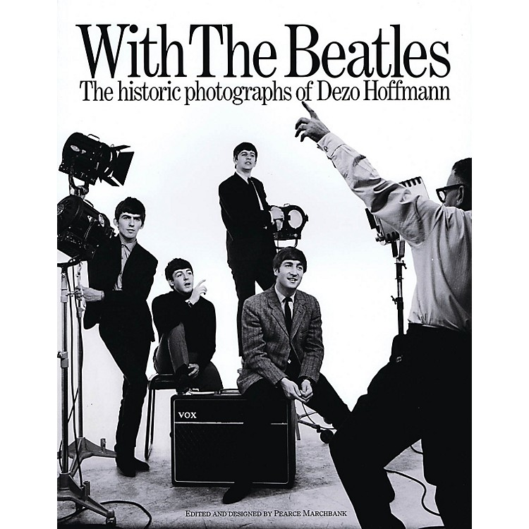 OmnibusWith The Beatles (The Historic Photographs of Dezo Hoffman) Omnibus Press Series Softcover