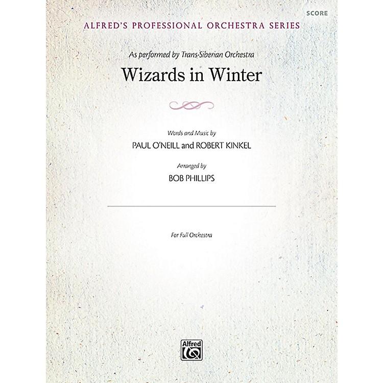 AlfredWizards in Winter Full Orchestra Grade Professional