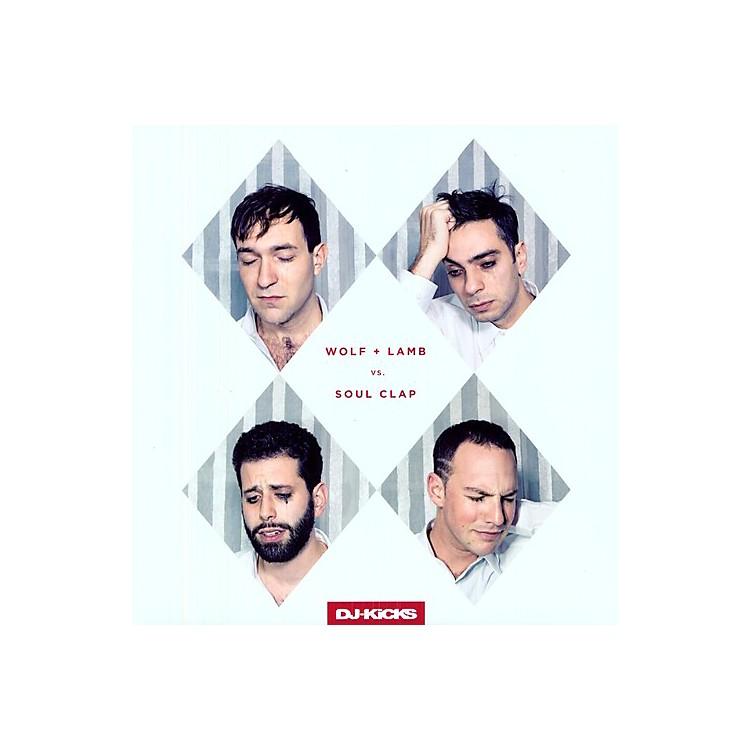 AllianceWolf + Lamb - DJ Kicks