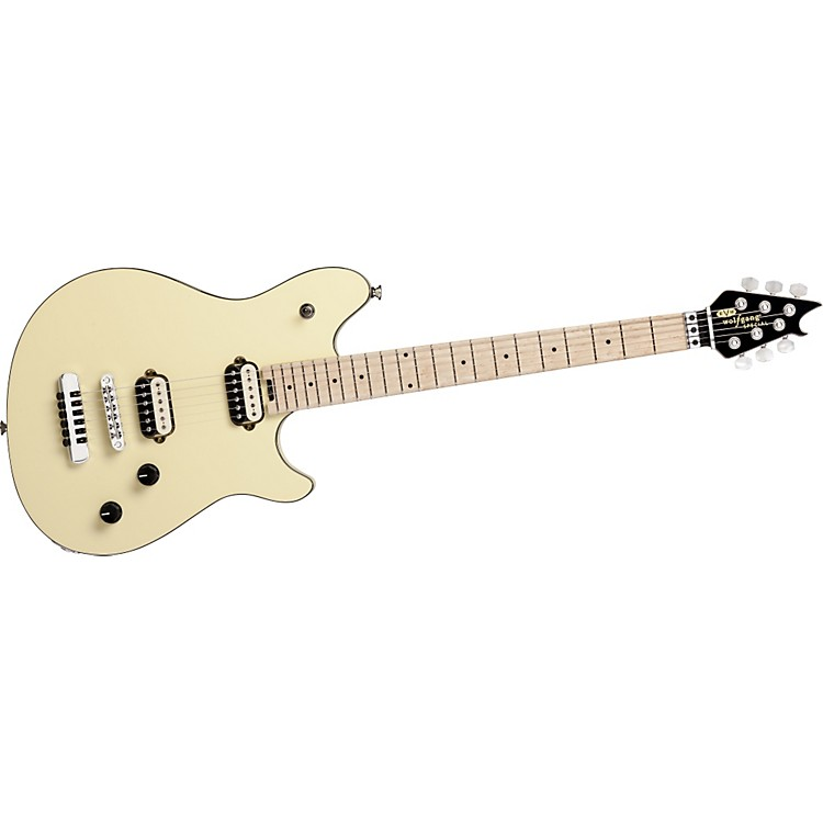 EVH Wolfgang Special Hardtail Electric Guitar White