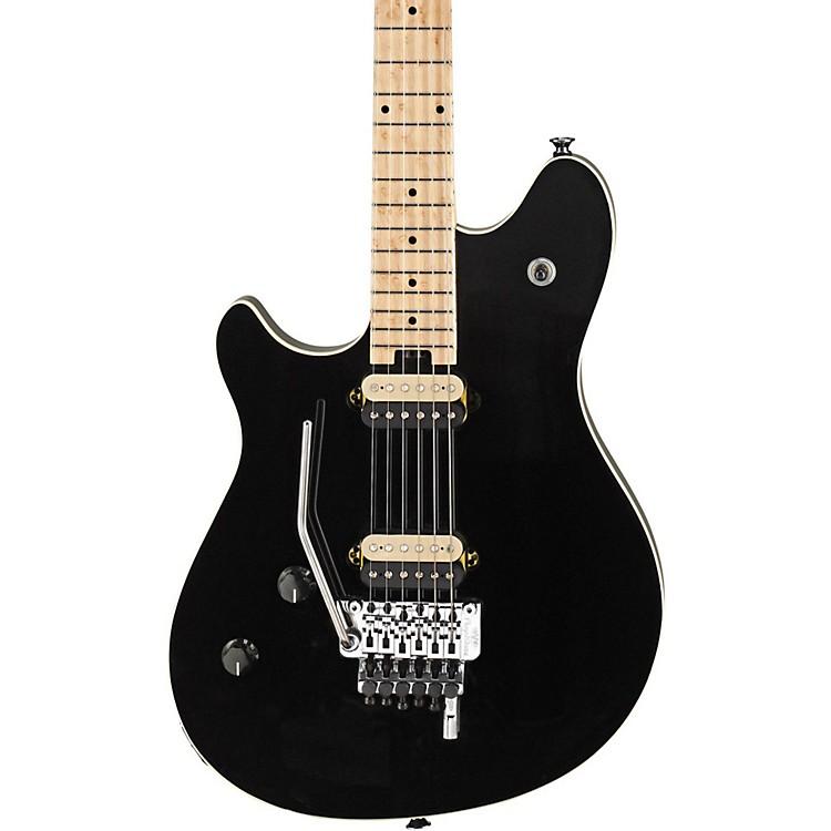 EVHWolfgang Special Left-Handed Electric GuitarBlackMaple Fretboard