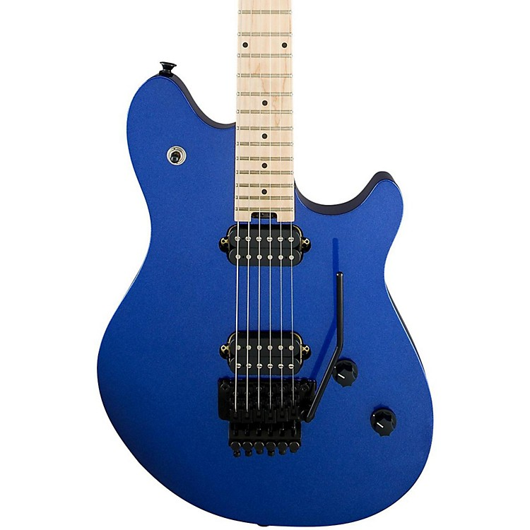 EVHWolfgang Standard Electric GuitarMystic Blue Metallic