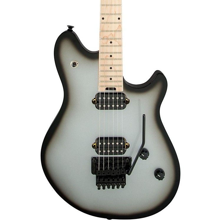 EVHWolfgang Standard Electric GuitarSilver Burst