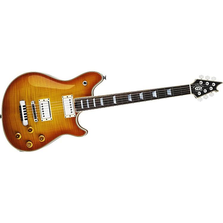 EVHWolfgang USA Custom Set Neck Electric GuitarVintage BurstEbony Fingerboard