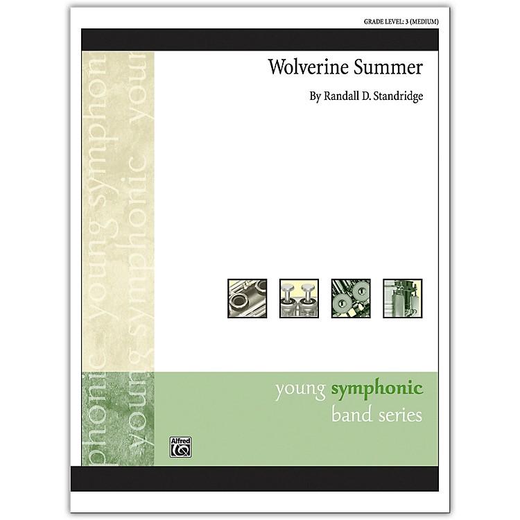 AlfredWolverine Summer 3 (Medium)