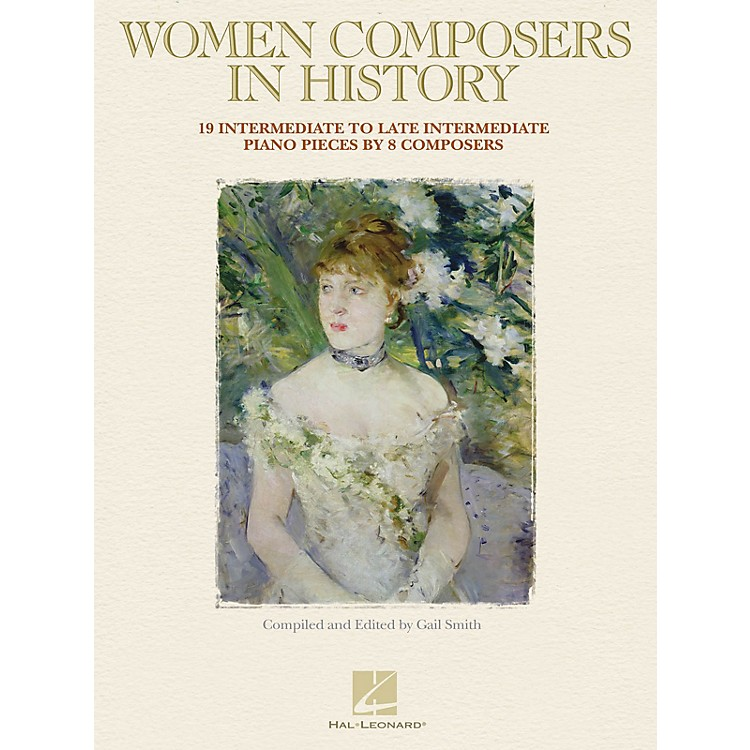 Hal LeonardWomen Composers in History Misc Series Softcover