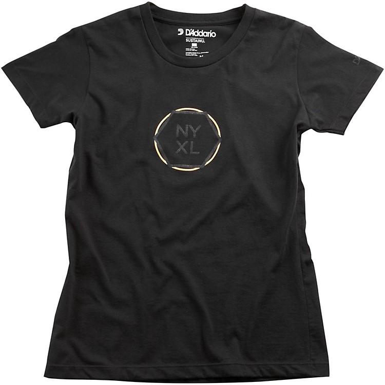 D'AddarioWomen's NYXL Short Sleeve T-ShirtLarge