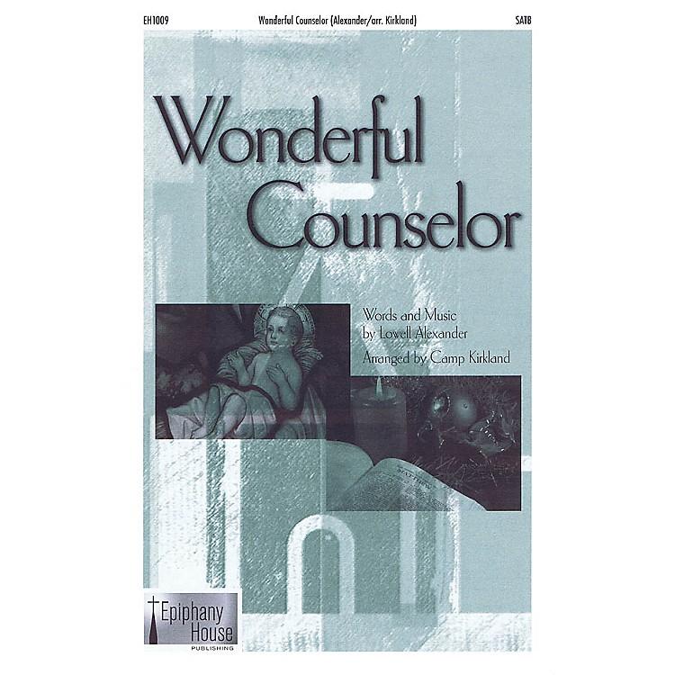 Epiphany House PublishingWonderful Counselor CD ACCOMP Arranged by Camp Kirkland