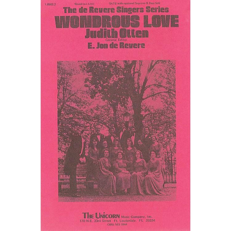 Music SalesWondrous Love Music Sales America Series