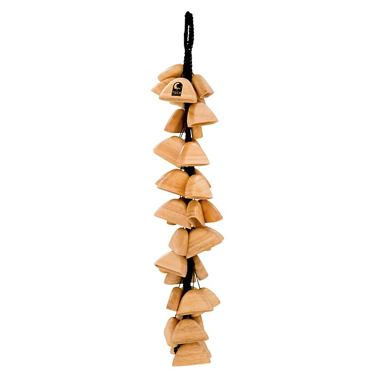 TocaWood Rattle on String