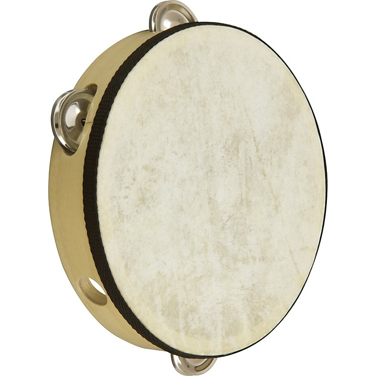 Rhythm Band Wood Rim Tambourine 7 In Rb525