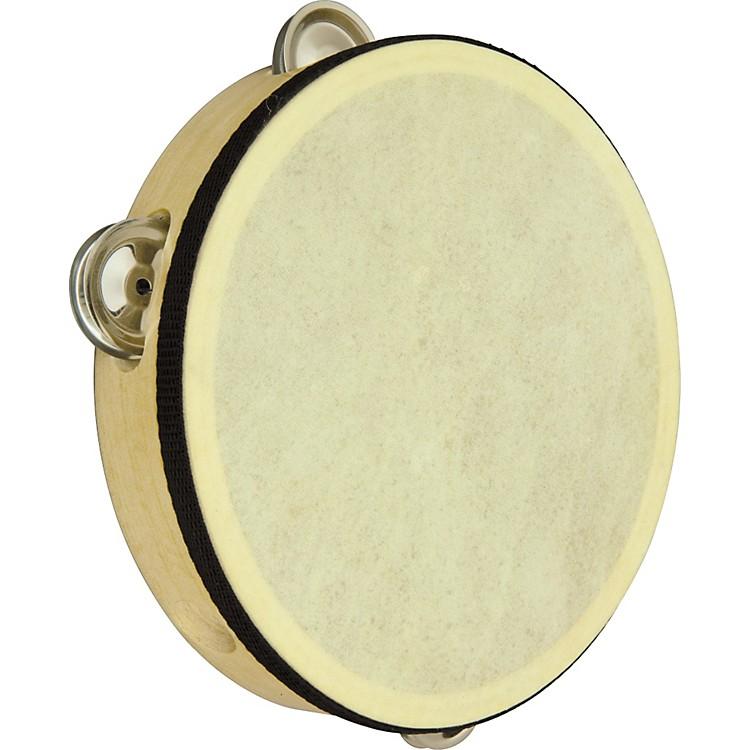 Rhythm BandWood Rim Tambourine8 In Rb526