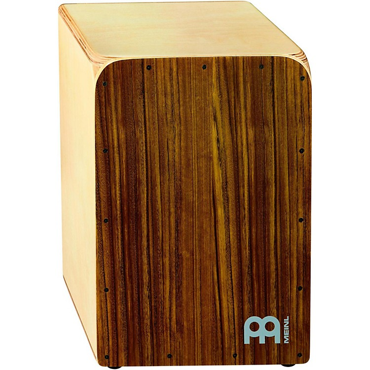 Meinl Woodcraft Collection Snare Cajon Ovangkol Frontplate Large