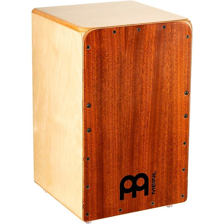 Meinl Woodcraft Series Professional Cajon with Mahogany Frontplate
