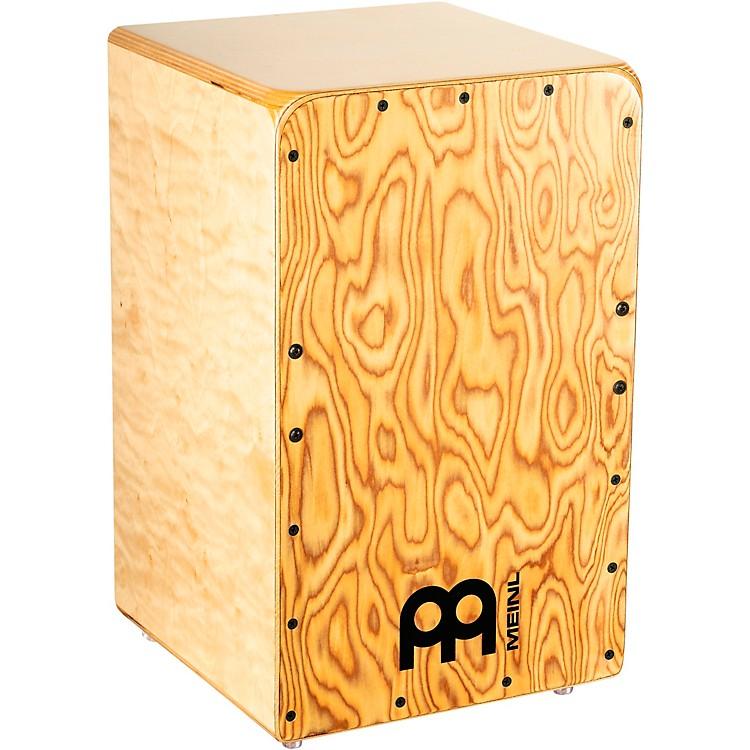 MeinlWoodcraft Series String Cajon with Makah Burl FrontplateMakah Burl