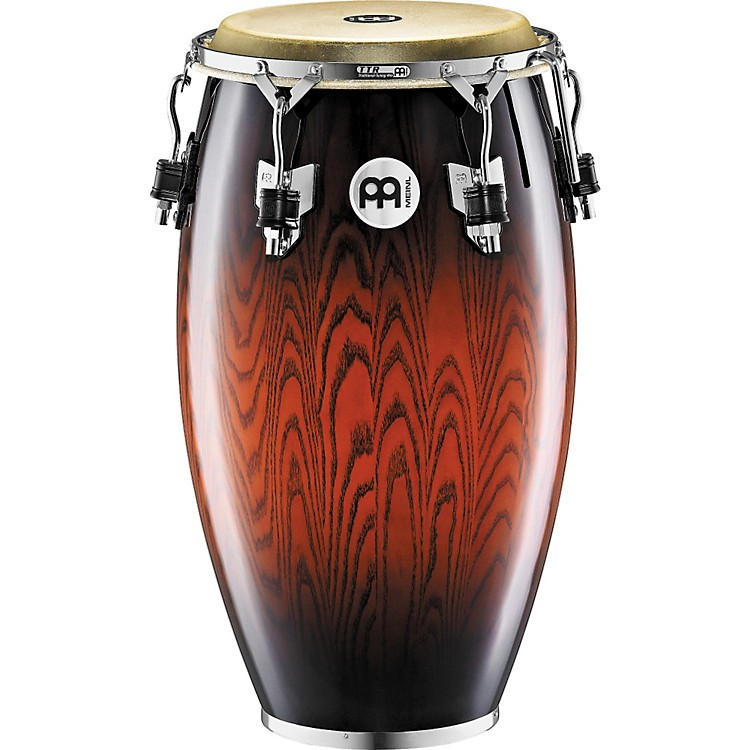 Meinl Woodcraft Tumba Conga Drum Antique Mahogany Burst 12-1/2 in.