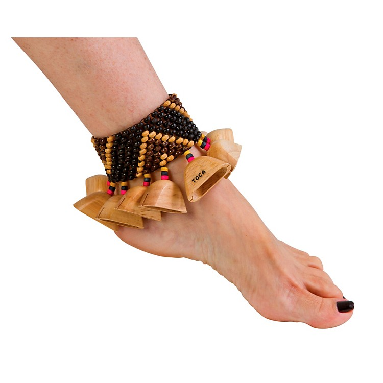 TocaWooden Ankle/Wrist Rattle