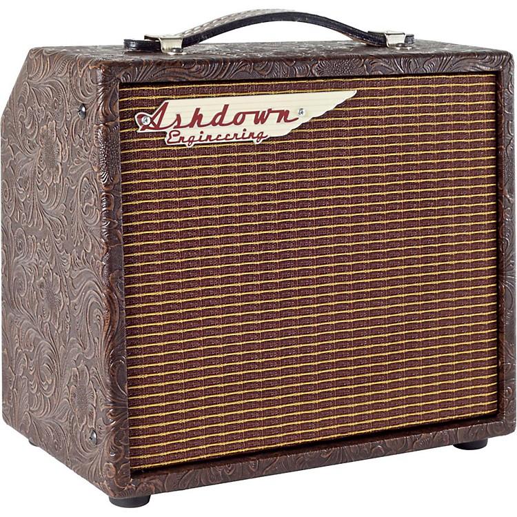 AshdownWoodsman Parlour 25W 1x8 Acoustic Guitar Combo Amp with Reverb