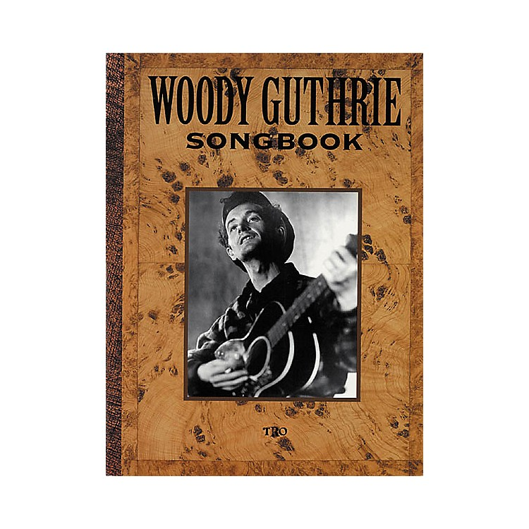 Richmond Organization Woody Guthrie (Songbook)