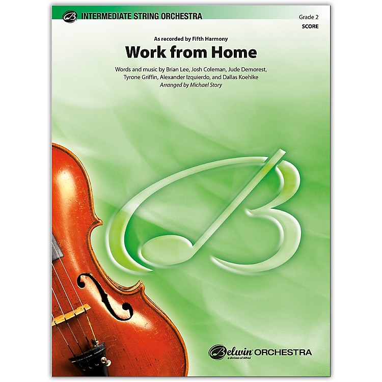 BELWINWork from Home Conductor Score 2