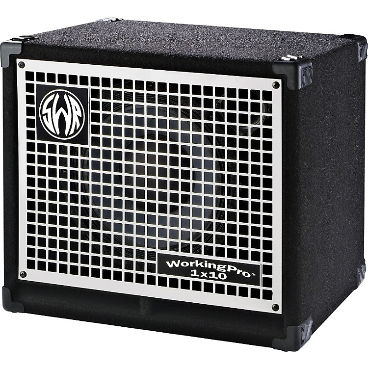 swr workingpro 1x10 bass speaker cabinet music123. Black Bedroom Furniture Sets. Home Design Ideas