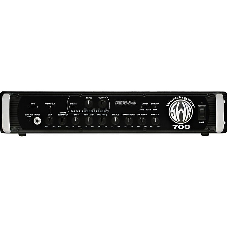 SWRWorkingPro 700 Bass Amplifier