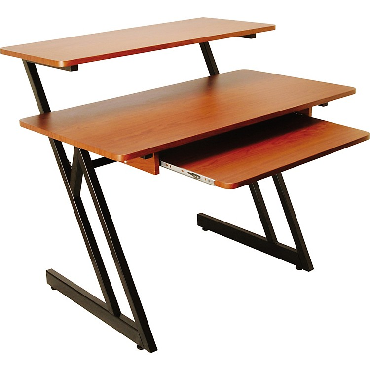 On-Stage Workstation Rosewood Black