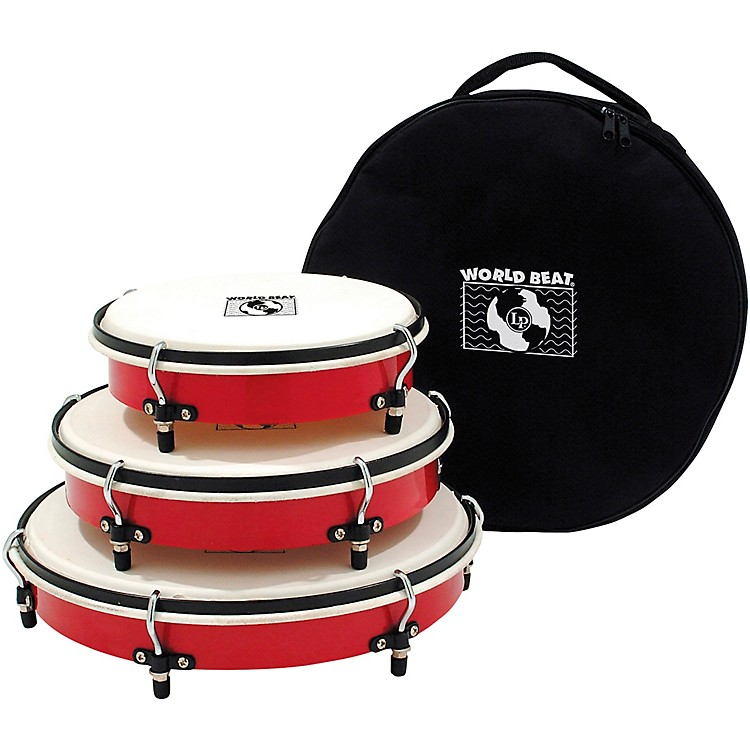LPWorld Beat Plenera Drum Set with Bag