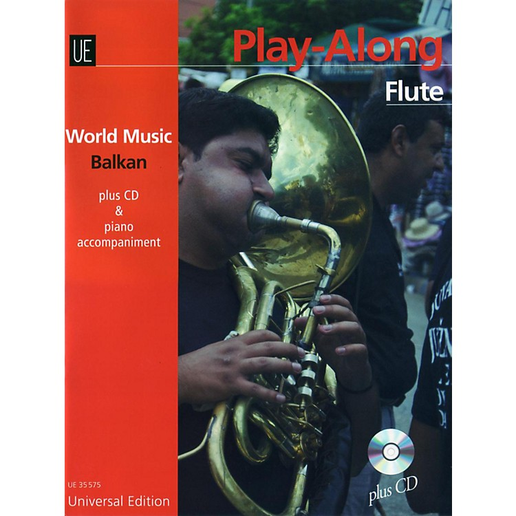 Carl Fischer World Music - Balkan Play Along Flute