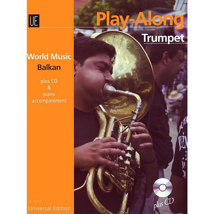 Carl FischerWorld Music - Balkan Play Along Trumpet