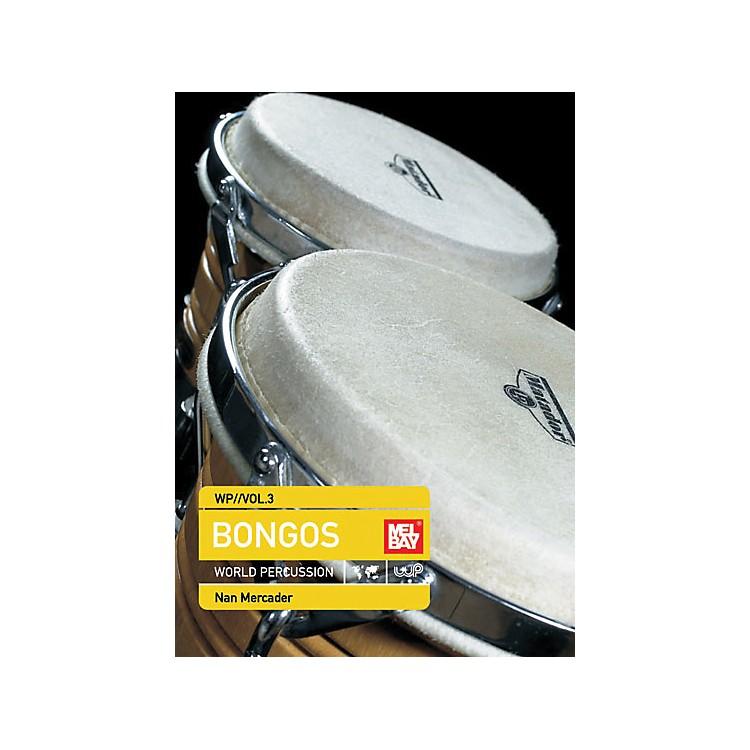 Mel BayWorld Percussion DVD Volume 3 - Bongos