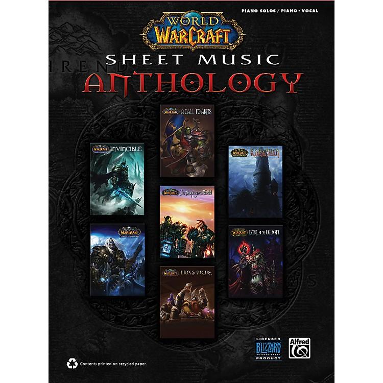 AlfredWorld of Warcraft Sheet Music Anthology