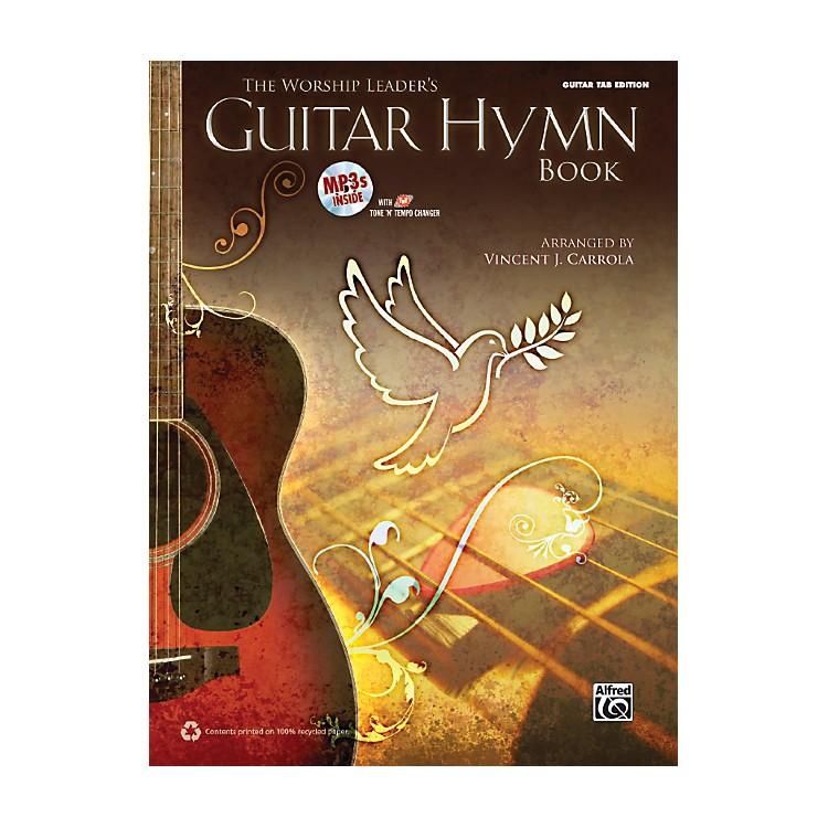 AlfredWorship Leaders Guitar Hymn Book & CD