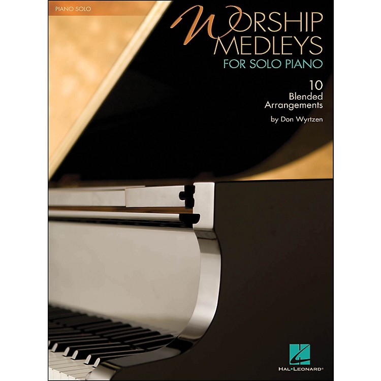 Integrity MusicWorship Medleys for Solo Piano