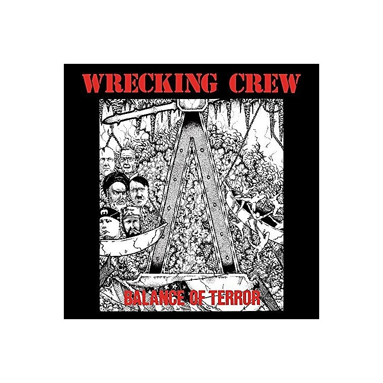 Alliance Wrecking Crew - Balance Of Terror