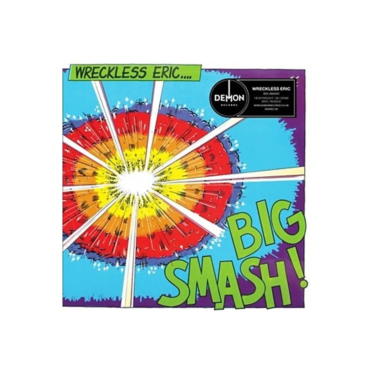 Alliance Wreckless Eric - Big Smash