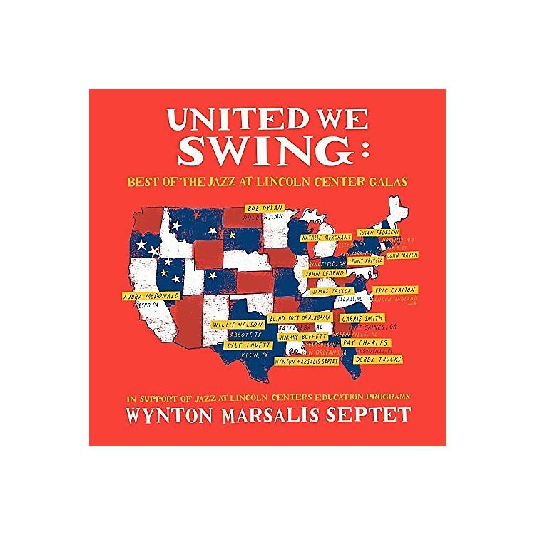 Alliance Wynton Marsalis - United We Swing