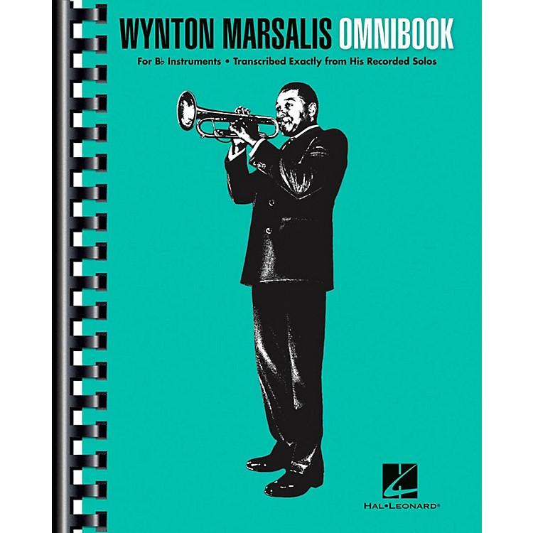 Hal LeonardWynton Marsalis Omnibook for B-Flat Instruments