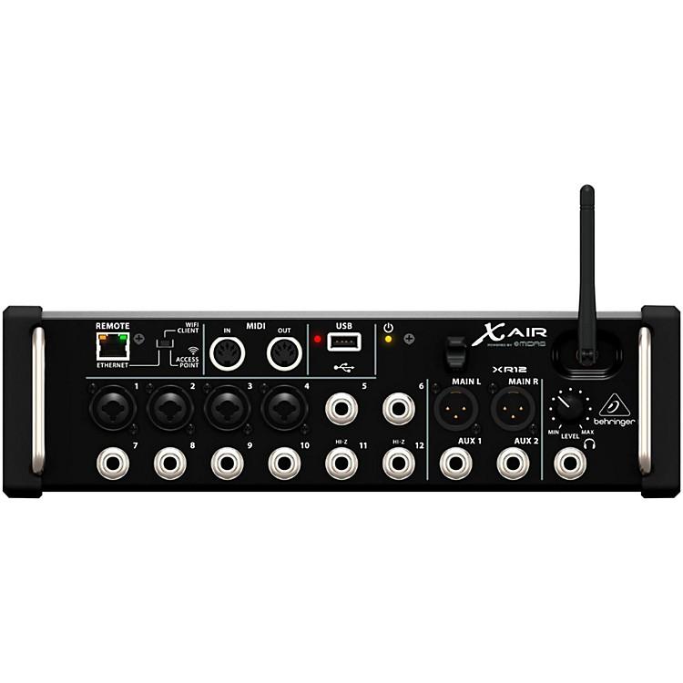 BehringerX AIR XR12 Digital Rackmount Mixer