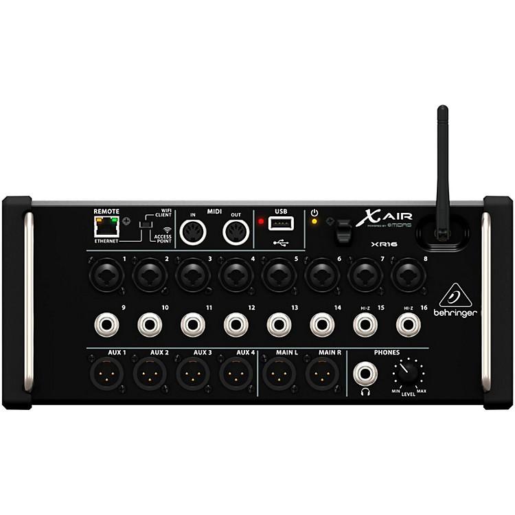 BehringerX AIR XR16 Digital Rackmount Mixer