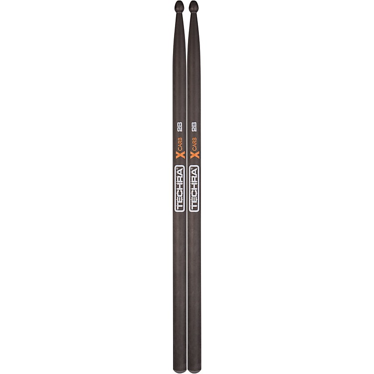 TECHRA X-CARB Carbon Fiber Drum Sticks 2B