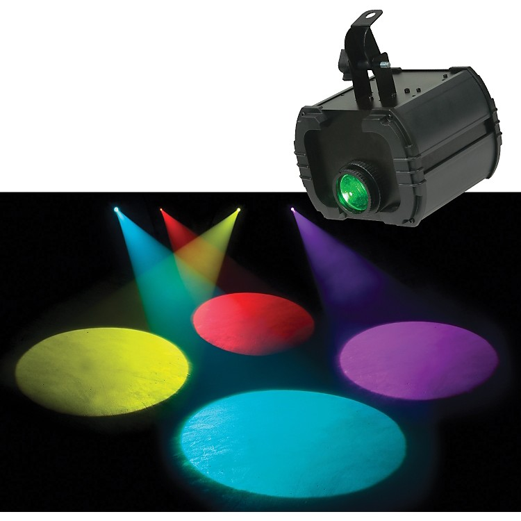 American DJX-Color LED Effect Light