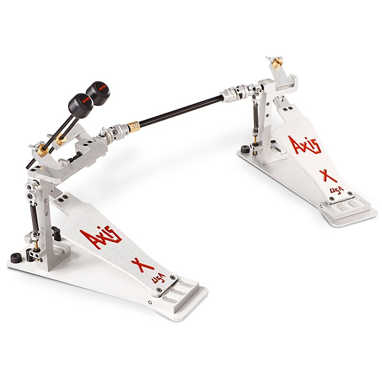 AxisX Double Left-Footed Double Bass Drum Pedal