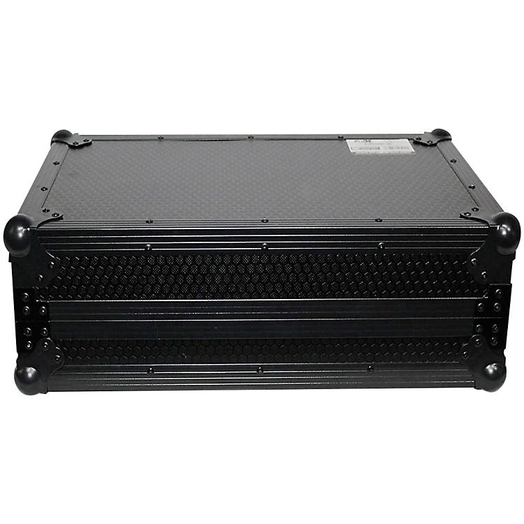 ProXX-MXTSBLT ATA Style Flight Road Case with Sliding Laptop Shelf for Pioneer DDJ-SBII, DDJ-RB  and Numark Mixtrack Pro II DJ ControllersBlack