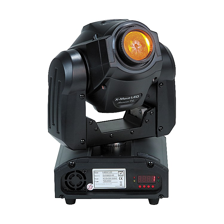 American DJ X-Move LED Moving Head Fixture