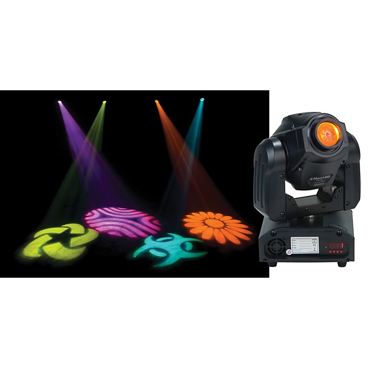 American DJ X-Move LED Plus Moving Head Fixture