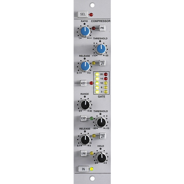 Solid State LogicX-Rack Dynamics Module