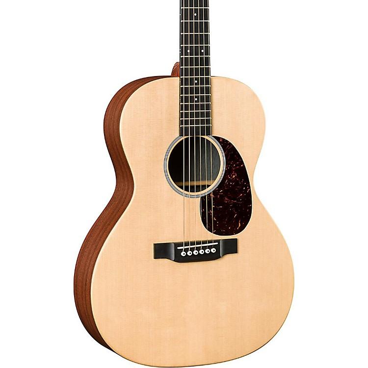 MartinX Series 00LX1AE Grand Concert Acoustic-Electric GuitarNatural