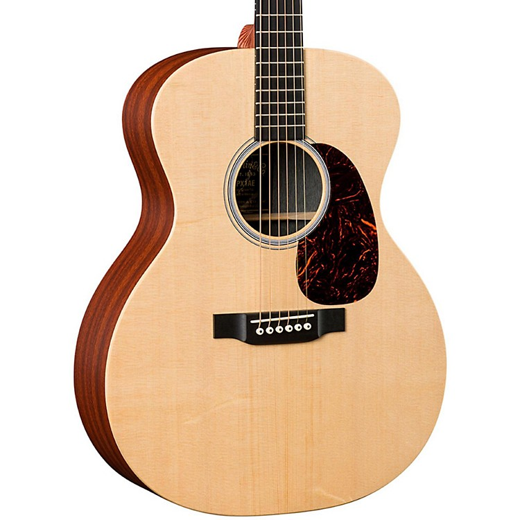 Martin X Series 2015 GPX1AE Grand Performance Acoustic-Electric Guitar Natural
